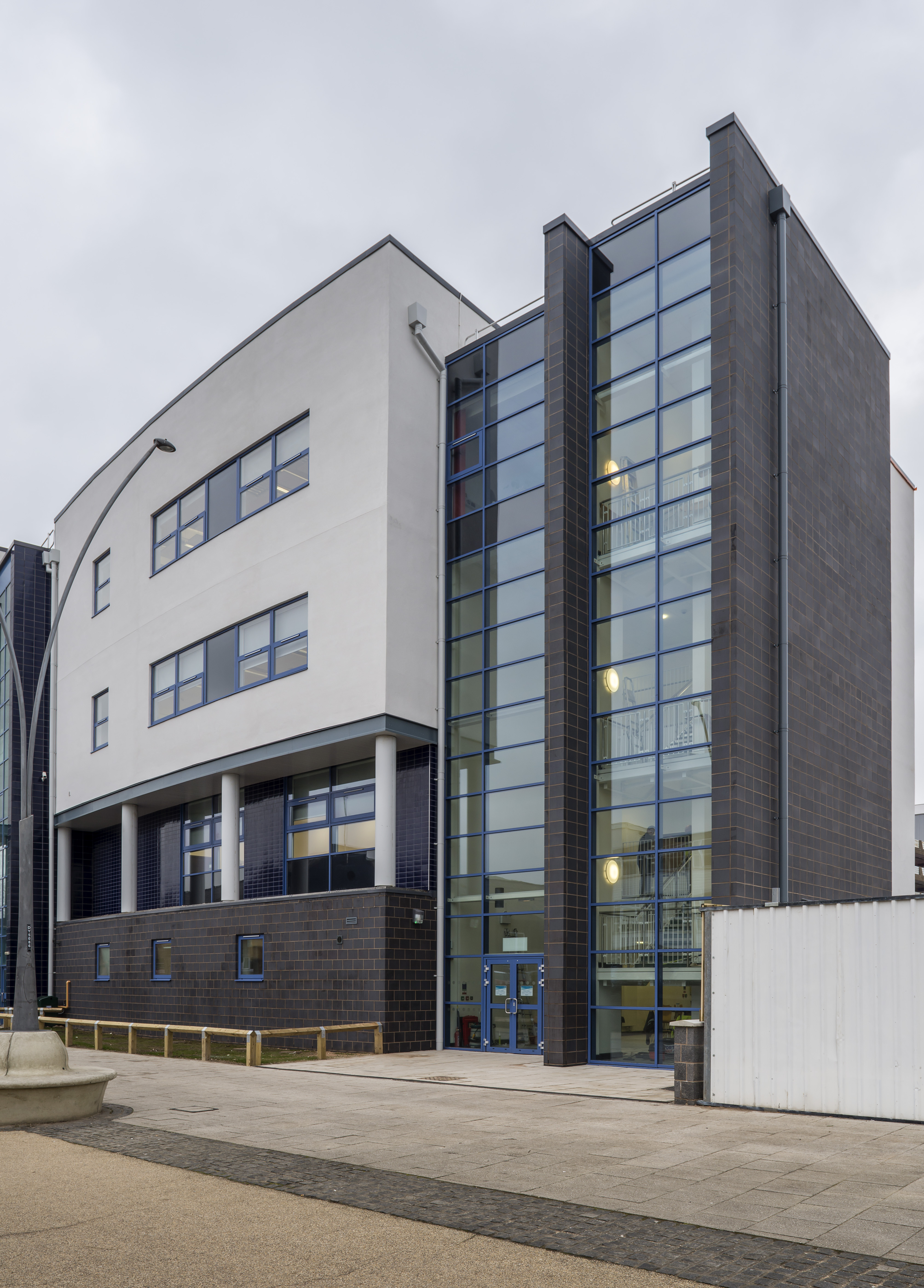 Derby College - Extension to The Joseph Wright Centre