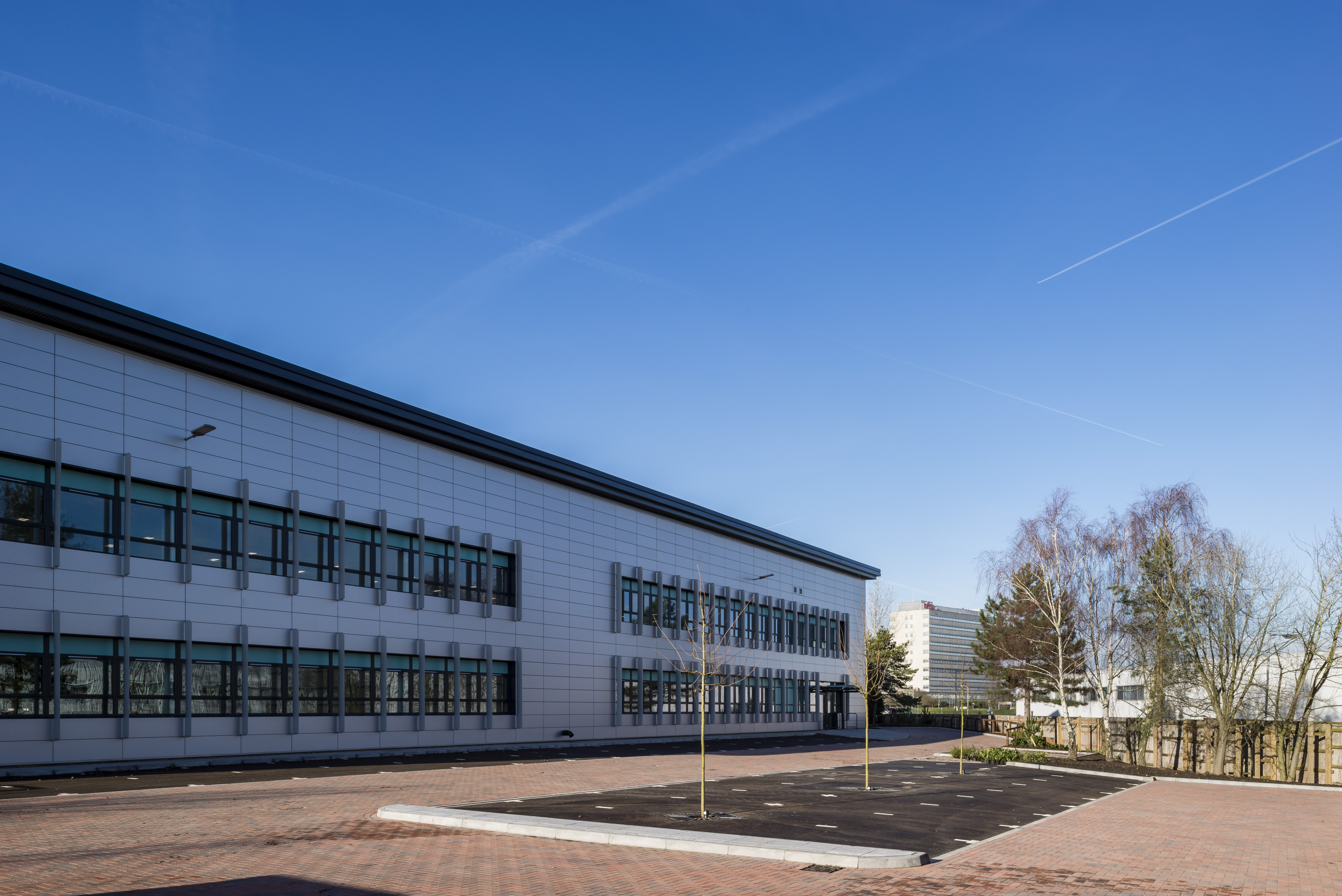 New Industrial Unit, Bracknell
